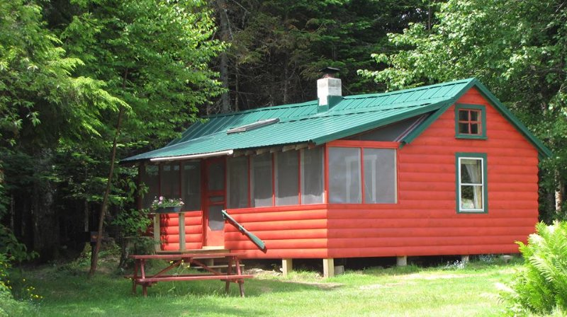 Cricket Cabin - Spencer Pond Camps - The Cricket - Greenville - rentals