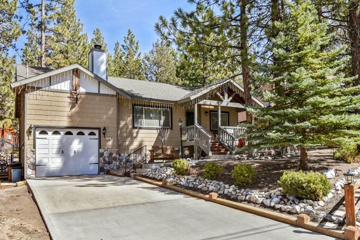Bear's Lair - Image 1 - City of Big Bear Lake - rentals