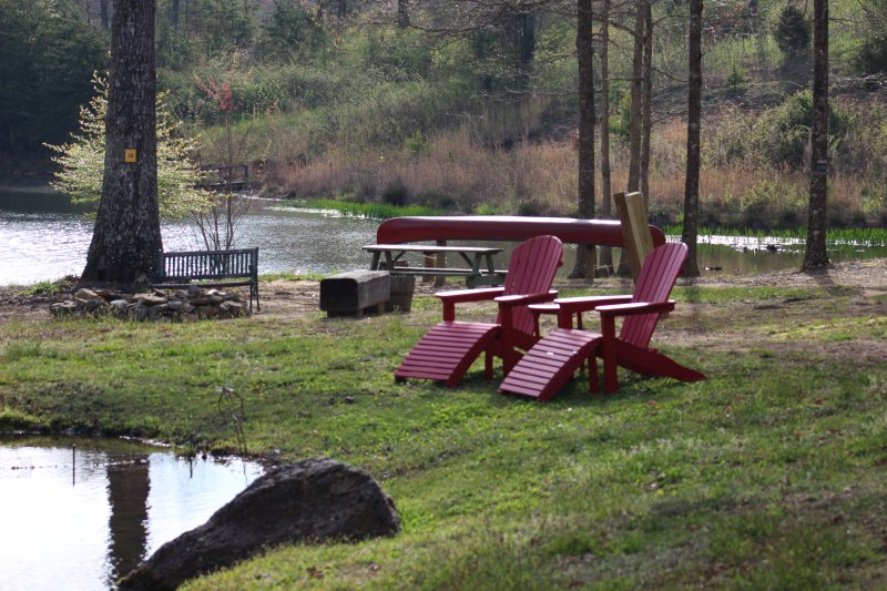 Relax at Red Oak Hollow