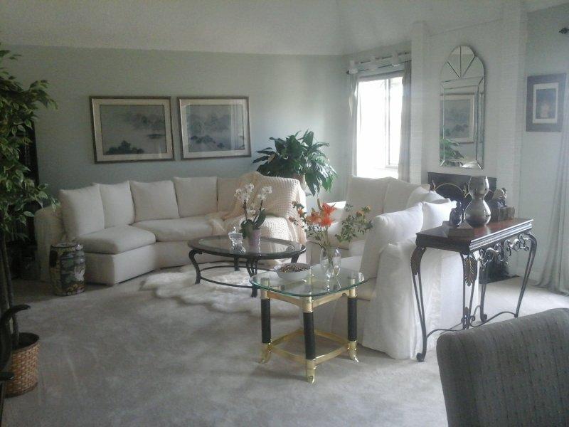 Living room - Beauty in Bellevue - No Deposit! - Bellevue - rentals