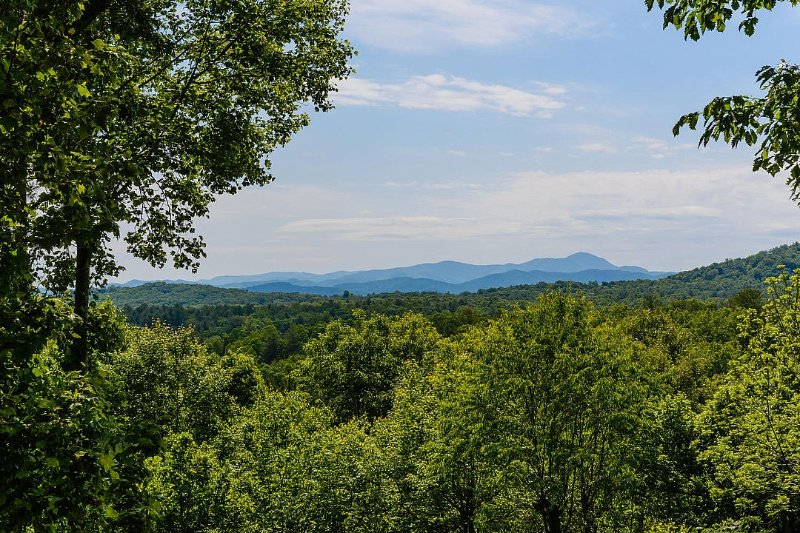 Panoramic Views of Mt. Pisgah - Pisgah View - Fletcher - rentals