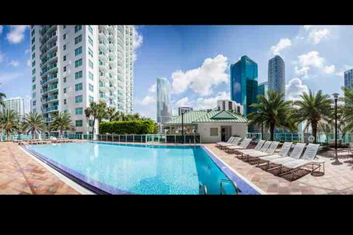 *Fall Promo* Waterfront Penthouse Loft in Upscale Brickell Complex Near South Beach - Image 1 - Miami - rentals