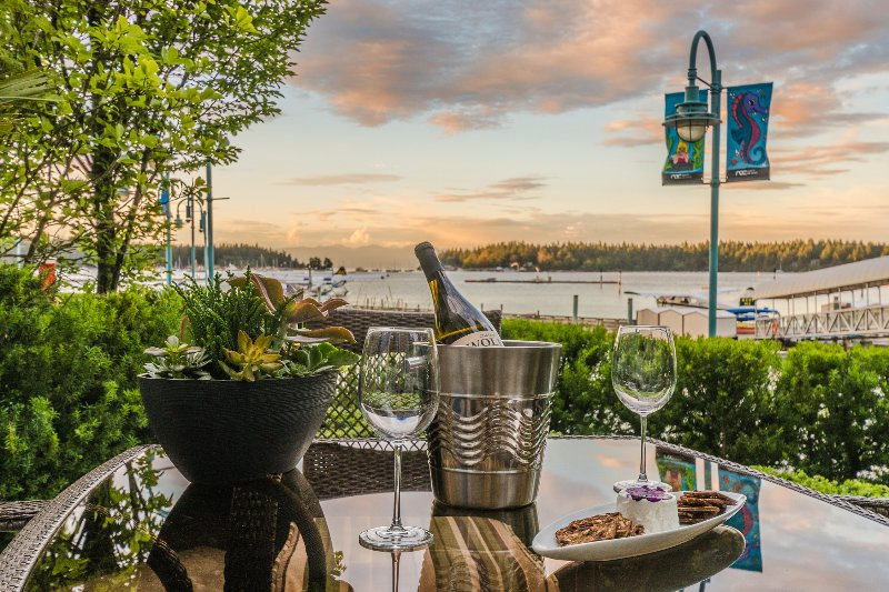 Can you picture yourself here ? - Nanaimo Harbourfront Townhome - Nanaimo - rentals