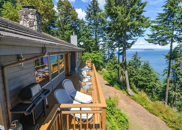 Haida House on San Juan Island - Image 1 - Friday Harbor - rentals
