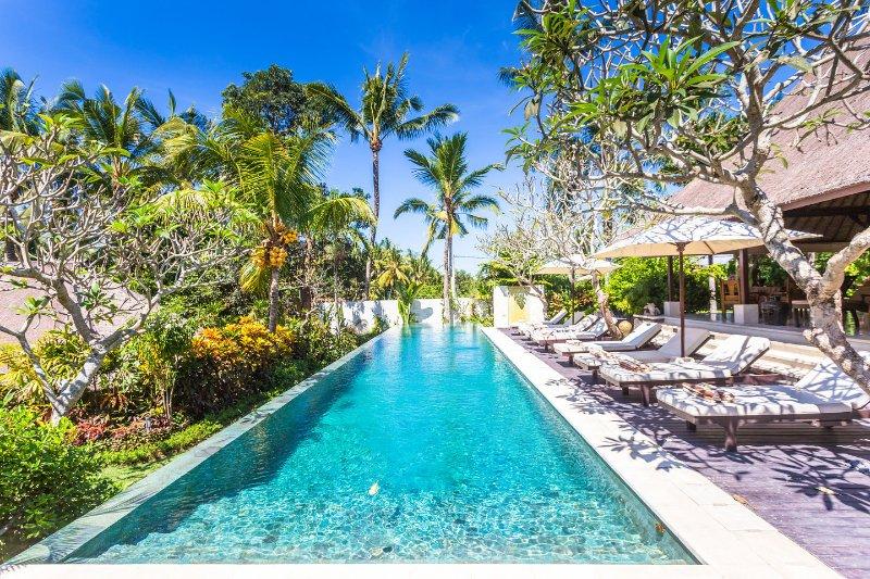 Swimming Pool - Villa Kanti Ubud Bali - Villa Kanti - Private Villa in Ubud - Ubud - rentals