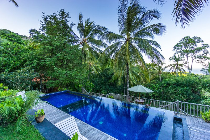 The Pool - 4 Bedroom Javanese Villa with Seaview - Mataram - rentals