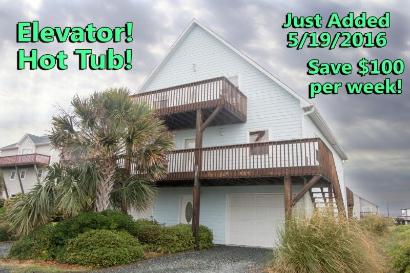 Just added to our rentals on May 19, 2016 - Carolina Blvd 1313 - Surf City - rentals