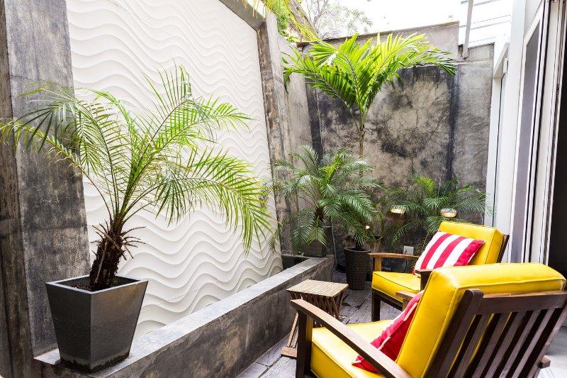Living Room - Ipanema Luxury 2BR with patio - Rio de Janeiro - rentals