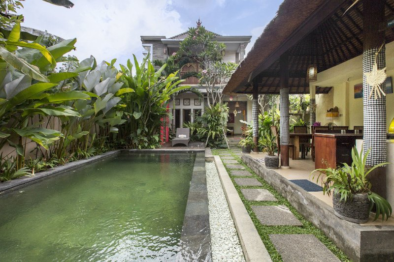 The Pool - Private boutique villa minutes from Ubud - Ubud - rentals