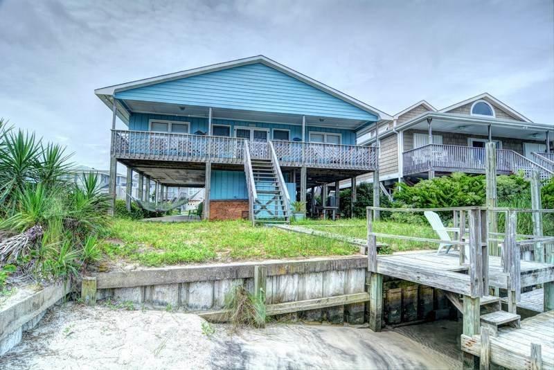 BOYD - Image 1 - Topsail Beach - rentals