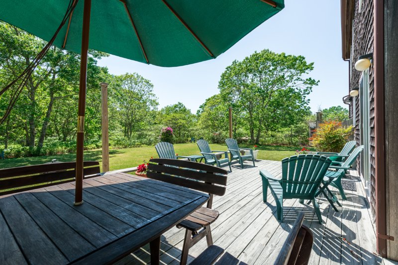 BELAT - West Tisbury Country Setting, Access to Association Pool and Tennis - Image 1 - West Tisbury - rentals