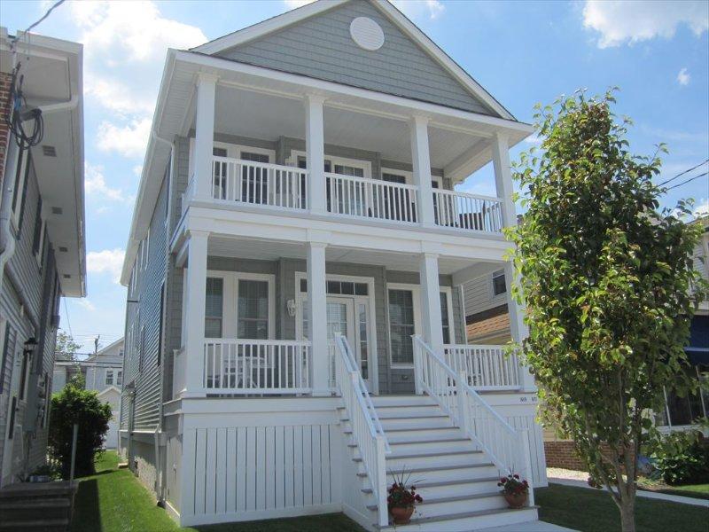 1609 Asbury Avenue 1st Floor 131860 - Image 1 - Ocean City - rentals