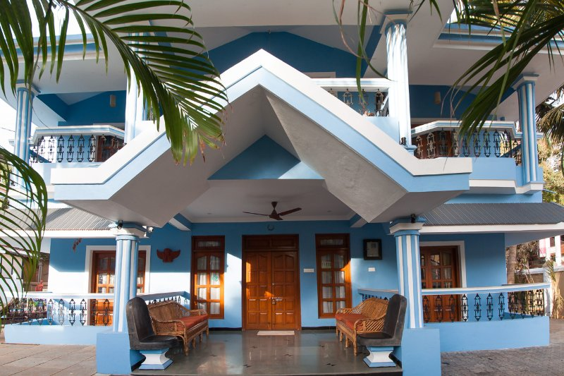 Villa Calangute Phase 1 - Villa Calangute, Private,Luxury Beach Villa in Goa - Calangute - rentals