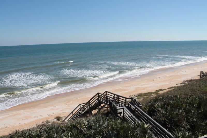 Beach Bliss,4 Bedroom,4 Bath, Private Beach Access - Image 1 - Flagler Beach - rentals