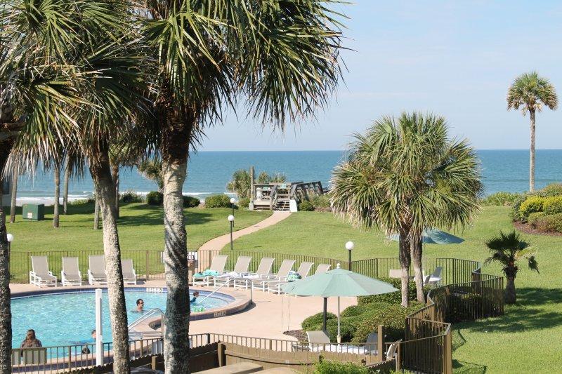 Summerhouse 238, Ocean View, 4 Heated Pools - Image 1 - Marineland - rentals