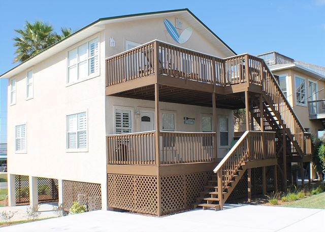 Sea Breeze, 4 Bedroom, Sleeps 12, Ocean View - Image 1 - Saint Augustine - rentals