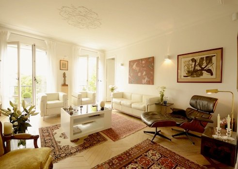 Spacious 1 BR Near Eiffel Tower - St Germain Lux - Image 1 - Paris - rentals