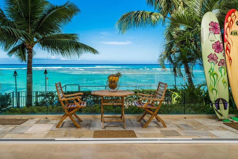 Kalakaua Villa, Sleeps 8 - Image 1 - Honolulu - rentals