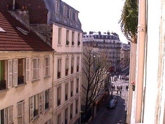 Street view - parisbeapartofit - Montmartre Studio (525) - Paris - rentals