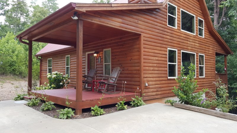 Laurel Mountain Lodge - Family Escape!! - Image 1 - Helen - rentals
