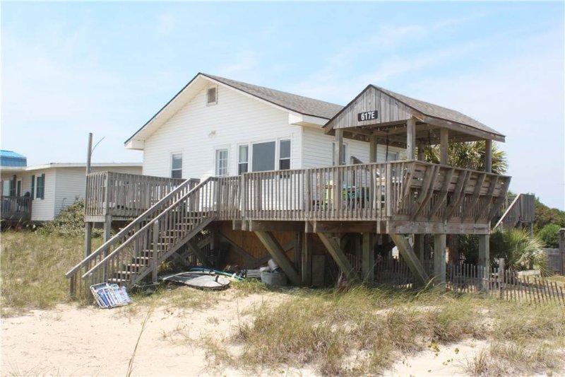 Pleasant Days - Image 1 - Oak Island - rentals