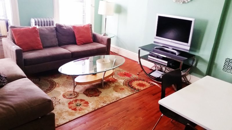 Classic & Elegant 2BR apt-Only 12min to Manhattan - Image 1 - Brooklyn - rentals