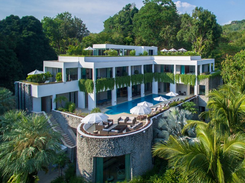 One Waterfall Bay - Modern design - One Waterfall Bay - an elite haven - Kamala - rentals