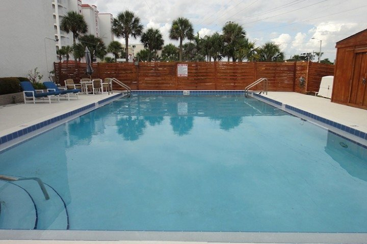 333bythesea-pool - 333 N Atlantic Ave Unit #201 - Cocoa Beach - rentals