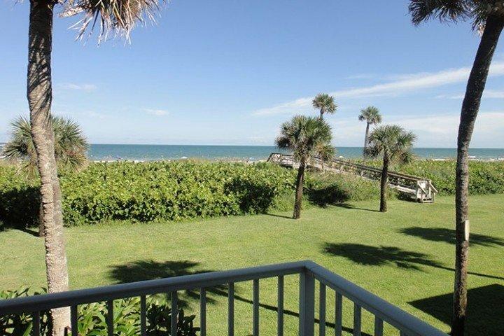WB-b22-outside2 - 6401 Azure Ln #B-22 - Cocoa Beach - rentals