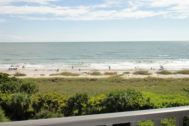 CW-202-beach - 7520 Ridgewood Ave Unit #201 - Cape Canaveral - rentals