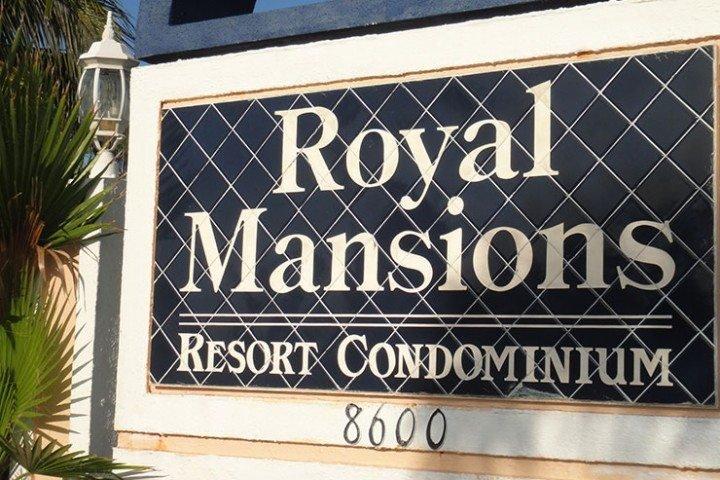 RM-2201-sign - 8600 Ridgewood Ave Unit 2201 - Cape Canaveral - rentals