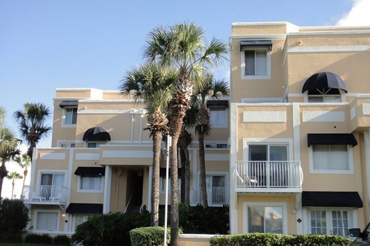 RM-3310-outdoor - 8600 Ridgewood Ave Unit 3310 - Cape Canaveral - rentals
