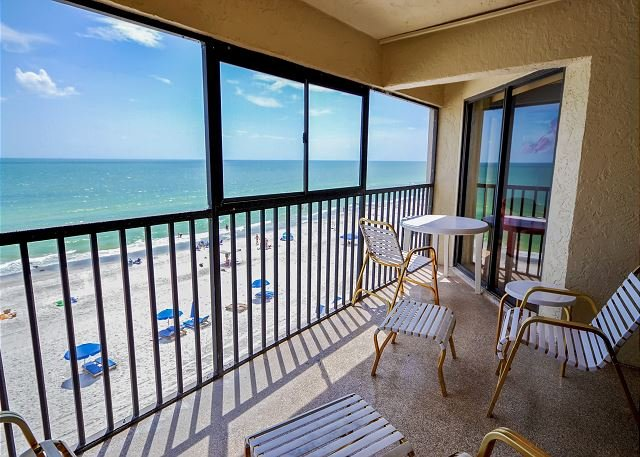 Gin Rummy, Anyone? - Arie Dam 402 - Nicely Renovated Gulf Front Condo with Balcony, Pool and Spa! - Madeira Beach - rentals