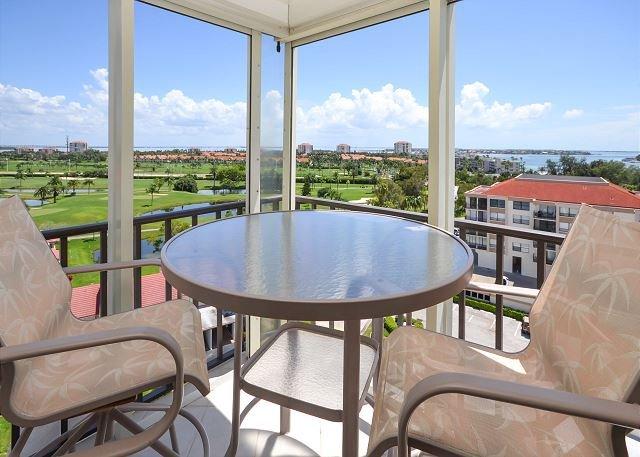 Isla Del Sol Casa G-1004 Amazing 10th Floor Corner Condo with Gulf Views! - Image 1 - Saint Petersburg - rentals