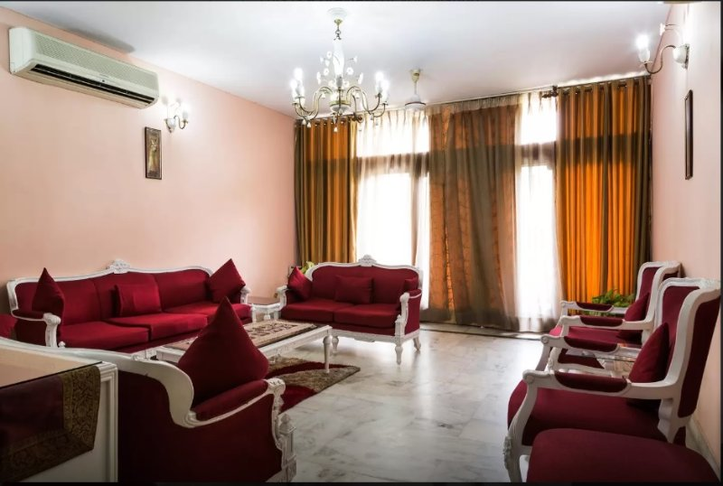 3 BHK with Cook @ GK 2 |South Delhi|Harmony Suites - Image 1 - New Delhi - rentals