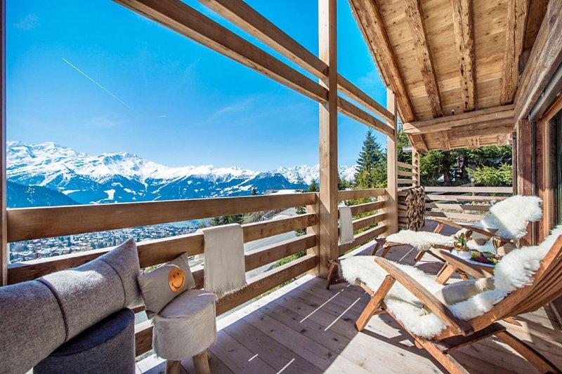 Chalet Alpin Roc, Sleeps 8 - Image 1 - Bagnes - rentals
