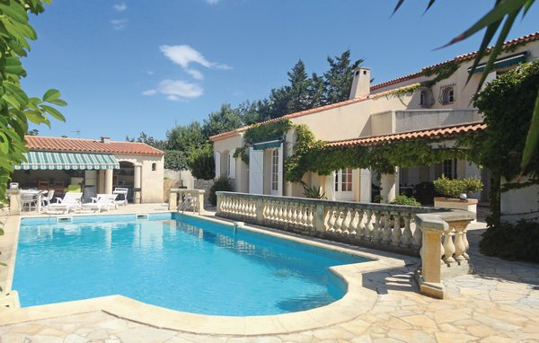 3 bedroom Villa in Perols, Herault, France : ref 2220292 - Image 1 - Perols - rentals