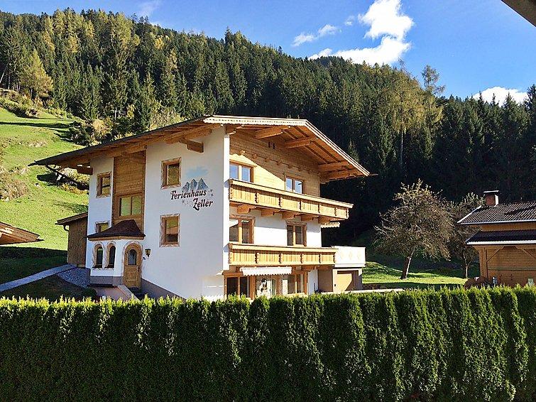 7 bedroom Villa in Kaltenbach, Zillertal, Austria : ref 2295428 - Image 1 - Kaltenbach - rentals