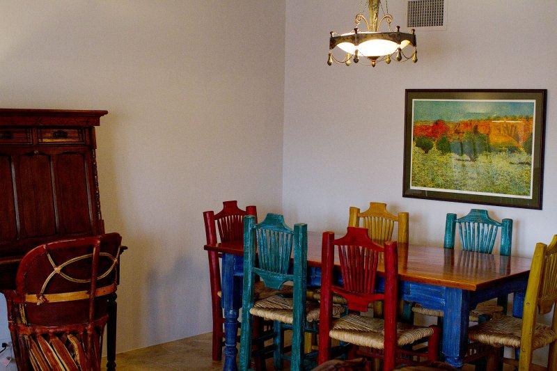 Dining Room - Charming Santa Fe Condo - Santa Fe - rentals