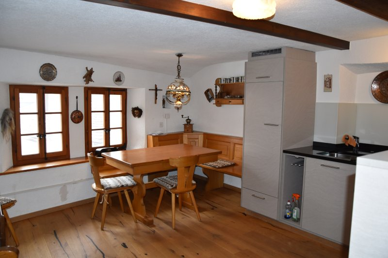 kitchen - Cricerhaus in Visp / Wallis Switzerland - Visp - rentals