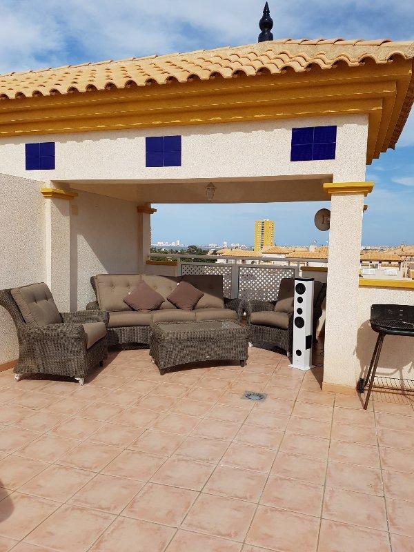 Ribera Beach 3 - 4007 - Image 1 - Mar de Cristal - rentals