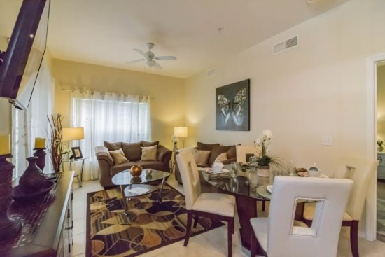 Wonderful 4 Bedroom 3 Bath Town Home in Venetian Bay. 2208SVC - Image 1 - Kissimmee - rentals