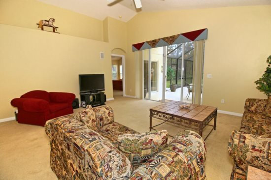 Beautiful 4 Bedroom 3 Bath Pool Home in Highlands Reserve. 360NHD - Image 1 - Davenport - rentals