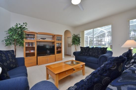 Gorgeous 6 Bedroom 4 Bath Pool Home Close to the Parks. 208NHD - Image 1 - Davenport - rentals