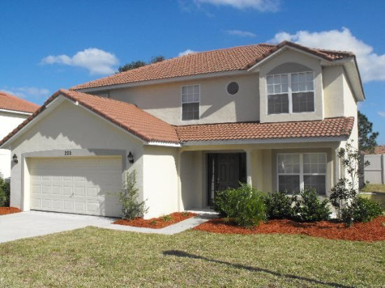 4 Bedroom 3 Bath Pool Home In Aldea Reserve. 222 - Image 1 - Davenport - rentals
