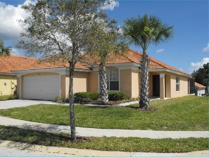 4 Bedroom Florida Vacation Home with Pool, Spa and Games Room. 350 - Image 1 - Davenport - rentals