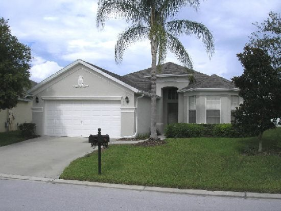 4 Bedroom 3 Bath Pool Home in Calabay Parc. 172PD - Image 1 - Davenport - rentals