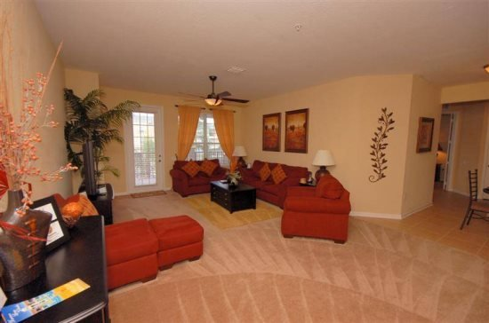 Luxurious 3 Bedroom Condo Next to the Orange County Convention Center. 5048SL-305 - Image 1 - Orlando - rentals