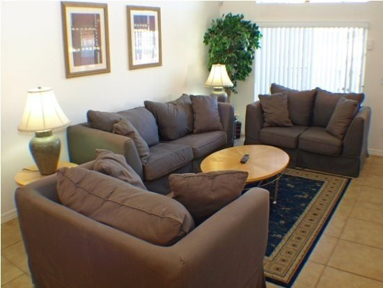 4 Bedroom 3 Bath Pool Home in Indian Creek only 10 minutes from Disney. 2658OL - Image 1 - Four Corners - rentals