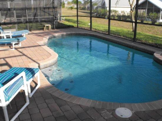 4 Bedroom 3 Bath Pool Home in Highgrove. 16728LBL - Image 1 - Four Corners - rentals
